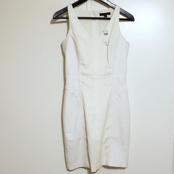 Banana Republic Dresses & Skirts - NWT (Off) White Hot Banana Republic Dress